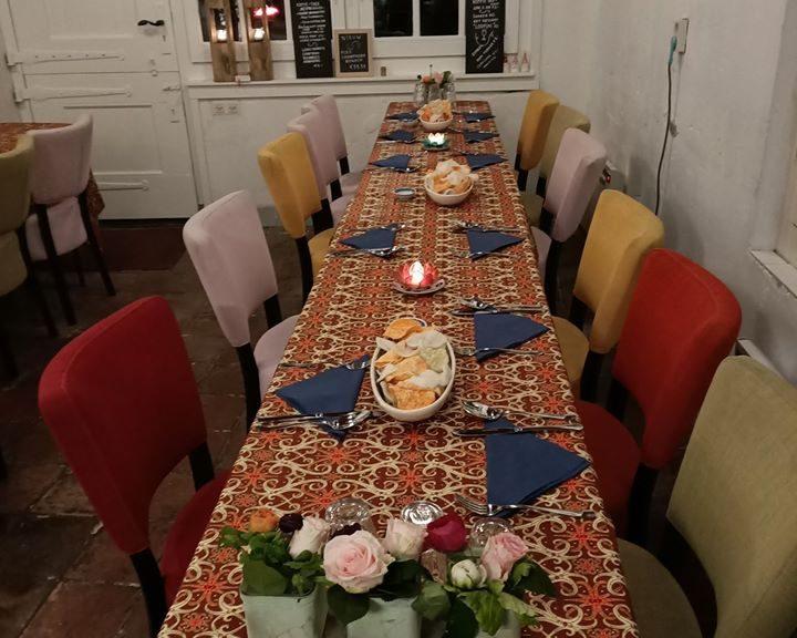 private dining brandspuithuisje IJsselstein